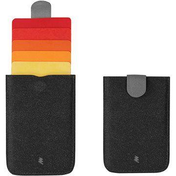 Powercube Dax wallet červená