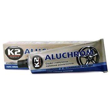 K2 perfect K2 ALUCHROM 120 g - pasta na čištění a leštění kovových povrchů
