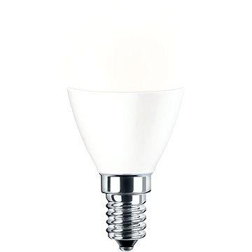 Pila LED kapka, 5.5-40W, E14, 2700K, Mléčná cena od 69 Kč