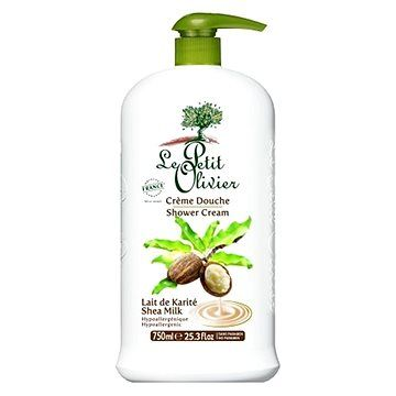 LE PETIT OLIVIER Sprchový krém Bambucké mléko 750 ml