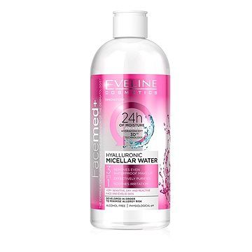 EVELINE COSMETICS FACEMED+ Hyaluron micellar water 400 ml