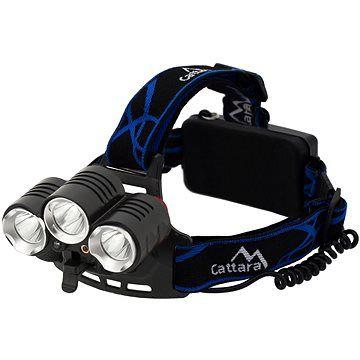 Cattara LED 400lm (1x XM-L+2x XP-E)