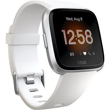 Fitbit Versa Lite - White/Silver Aluminum cena od 3489 Kč