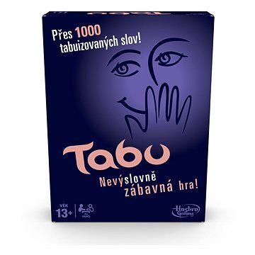 Hasbro Tabu CZ
