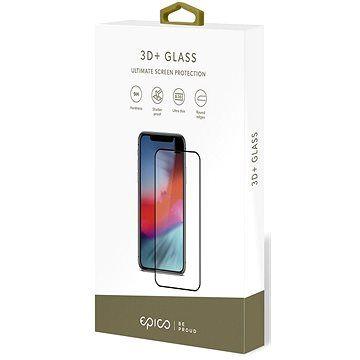 Epico Glass 3D+ pro iPhone X/XS - černé