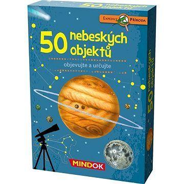 MINDOK Expedice příroda: 50 nebeských objektů