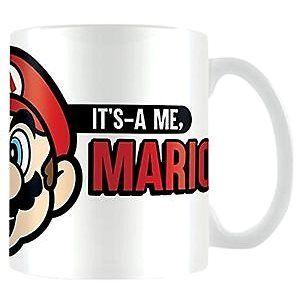 Pyramid Its Me Mario - hrnek
