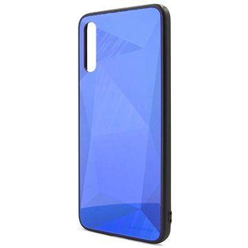 Epico Colour Glass case pro Samsung Galaxy A70 - modrý
