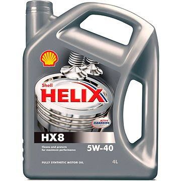 SHELL HELIX HX8 Synthetic 5W-40 4l
