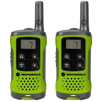 Motorola TLKR-T41 zelená