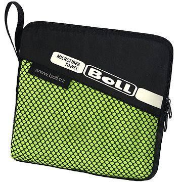 Boll Litetrek towel lime M
