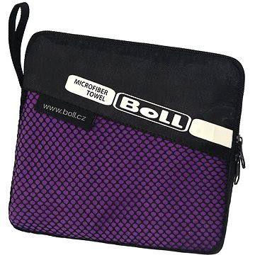 Boll Litetrek towel violet M