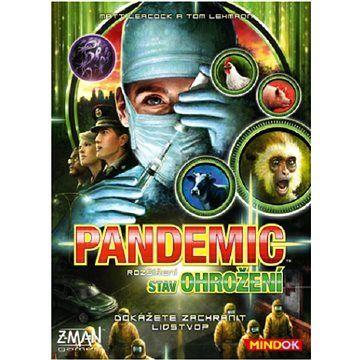 MINDOK Pandemic: Stav ohrožení