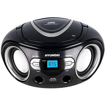 Hyundai TRC 533 černo-stříbrný