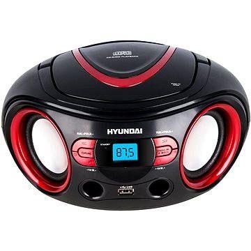 Hyundai TRC 533 AU3BR černo-červený