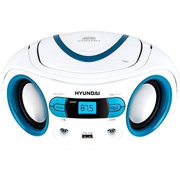Hyundai TRC 533 AU3WBL bílo-modrý