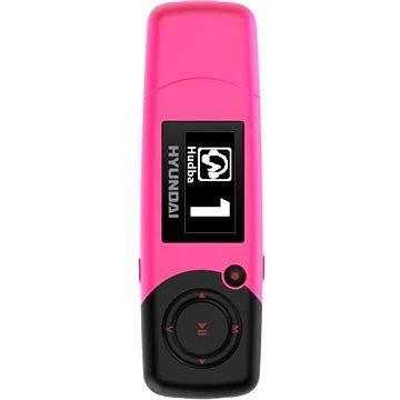 Hyundai MP 366 FMP 4GB růžový