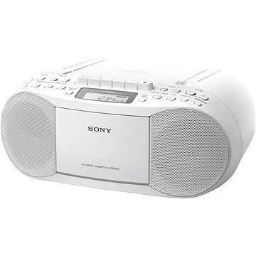 Sony CFD-S70 bílý