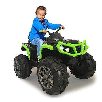 Jamara Ride-on Quad Protector - zelená