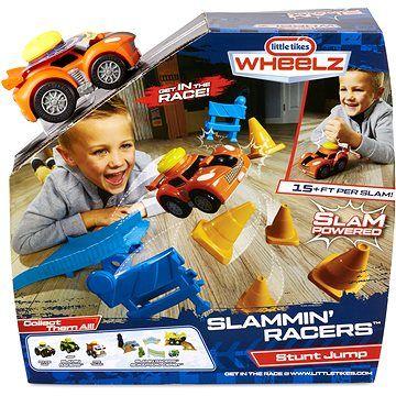 MGA Slammin Racers Stunt Jump