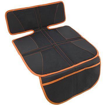 COMPASS Ochranný potah na sedadlo ORANGE