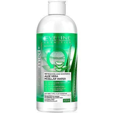 EVELINE Cosmetics Facemed Aloe Vera Micellar Water 400 ml