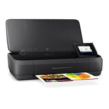 HP Officejet 252 Mobile AiO cena od 8019 Kč
