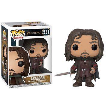 Funko Pop Movies: LOTR/Hobbit - Aragorn