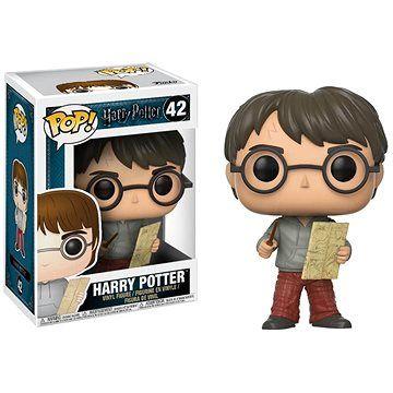 Funko Pop Movies: Harry Potter - Harry w/ Marauders Map