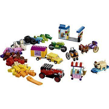 LEGO Classic 10715 Kostky na kolečkách