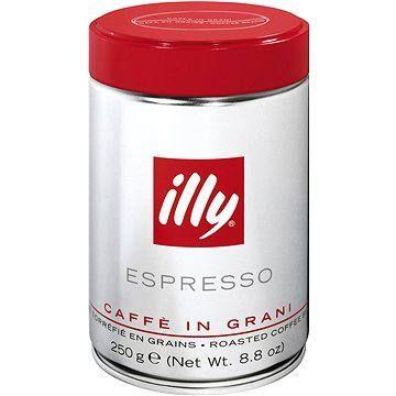 ILLY Roasted Coffe, zrnková, 250g