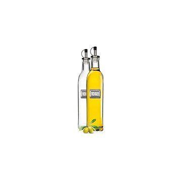BANQUET Skleněná láhev 2ks na olej a ocet CULINARIA 500ml A00959