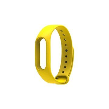 Apei pro Xiaomi Mi Band 3 náramek žlutý