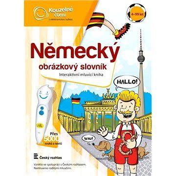 Albi Kouzelné čtení - Německý obrázkový slovník cena od 359 Kč