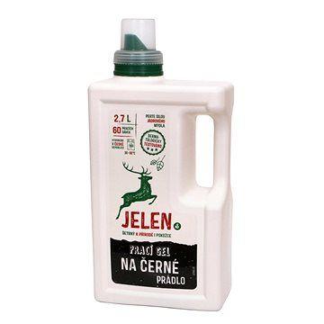 JELEN Prací gel na černé prádlo 2,7 l (60 praní)