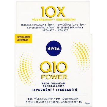 NIVEA Q10 Plus proti vráskám SPF15 50 ml