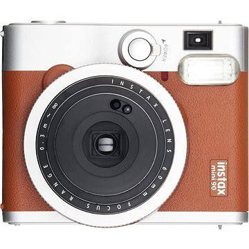 Fujifilm Instax Mini 90 Instant Camera hnědý cena od 3289 Kč