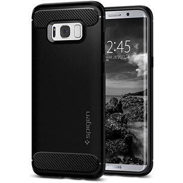 Spigen Rugged Armor Black Samsung Galaxy S8
