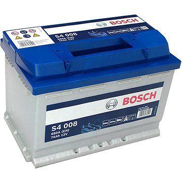 BOSCH S4 008, 74Ah, 12V (0 092 S40 080)