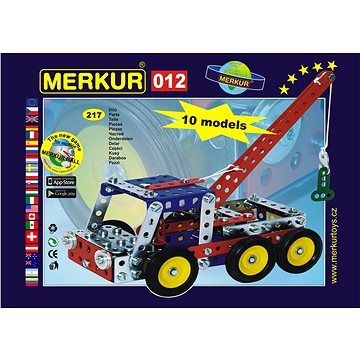 Merkur odtahový vůz 012