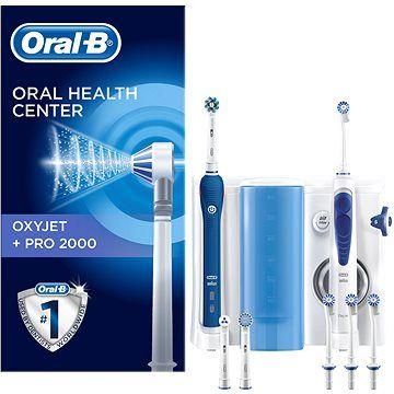 ORAL B Oral-B Oxyjet + Pro2