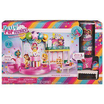 Spin Master Party Pop Teenies Taneční párty