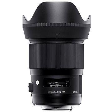 Sigma 28mm f/1.4 DG HSM ART Nikon F Mount