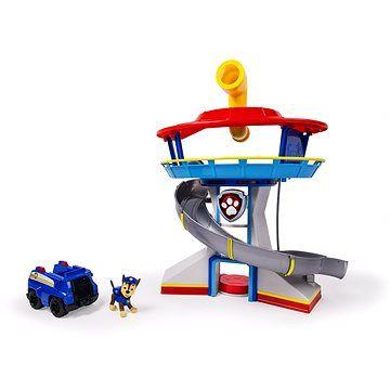 Spin Master Tlapková patrola Hlídkovací věž