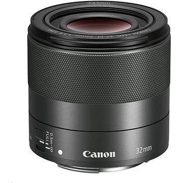 Canon EF-M 32mm f/1.4 STM cena od 12790 Kč