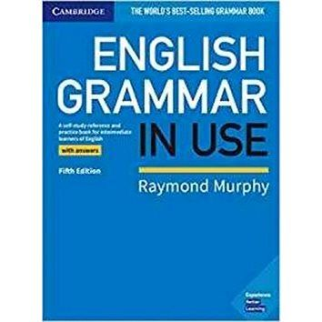 Cambridge English Grammar in Use 5th edition: with key