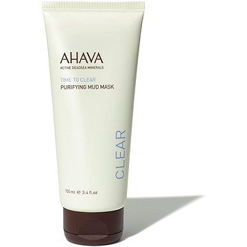 AHAVA Time to Clear Purifying Mud Mask 100 g