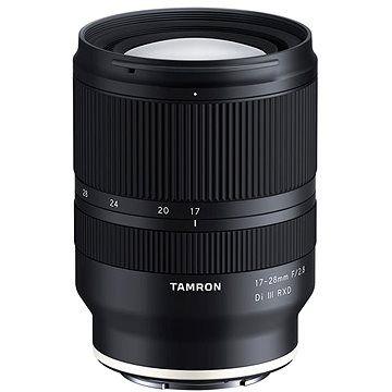 TAMRON 17-28mm f/2.8 Di III RXD pro Sony E
