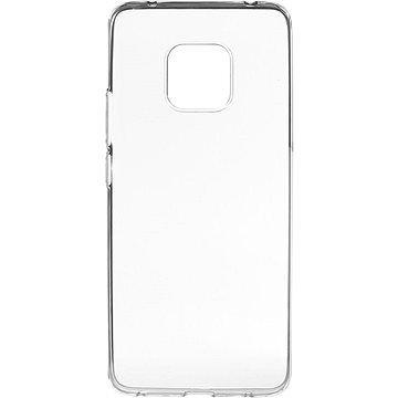 Epico Ronny Gloss pro Huawei P Smart (2019) bílý transparentní