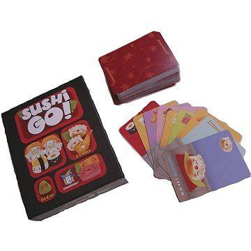 Gamewright Sushi GO cena od 0 Kč
